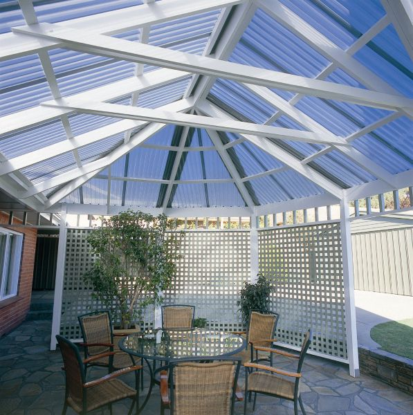 The Polycarb King Polycarbonate Roofing Products City